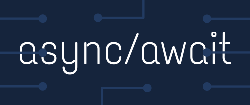 Cover image for async/await: under the hood