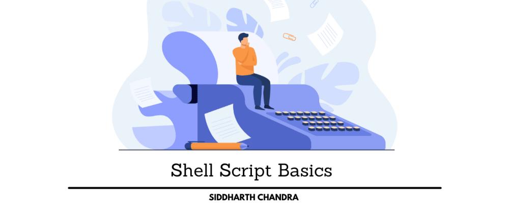 Cover image for Shell Script Basics