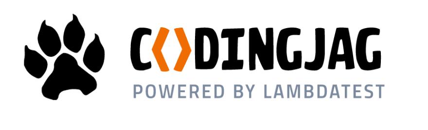 Coding Jag