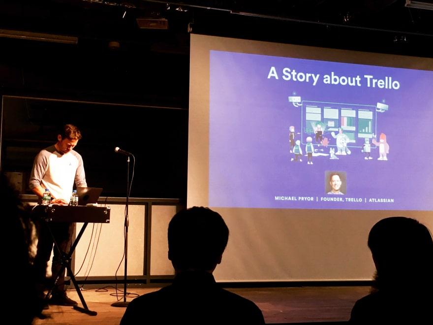 #trello storyを聞く #workq