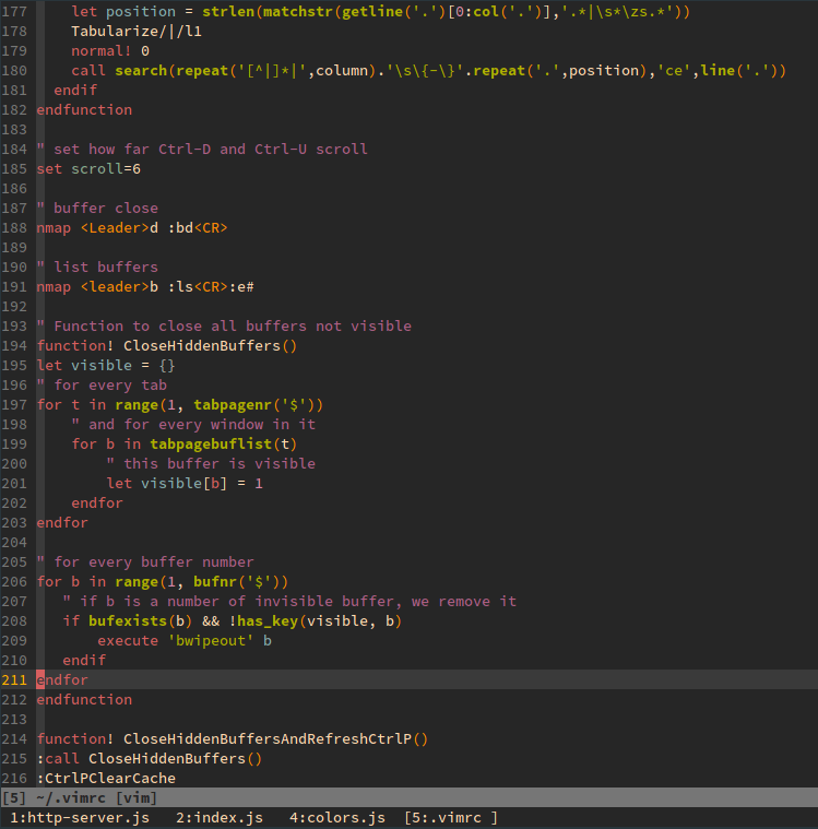 What's your favorite editor/terminal color scheme? - DEV