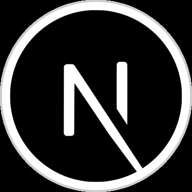 Next.js badge