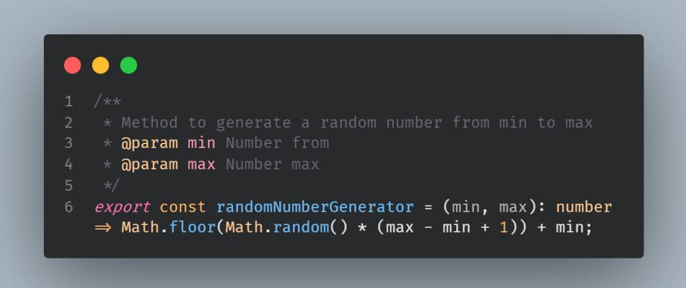 Cover image for Crear capturas del código desde Visual Studio Code con CodeSnap