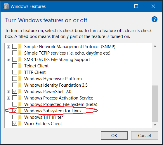 Setting up Windows Subsytem for Linux - DEV Community