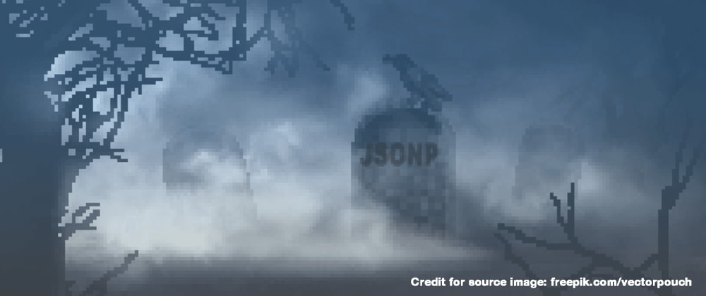 Cover image for The state of JSONP (and JSONP vulnerabilities) in 2021