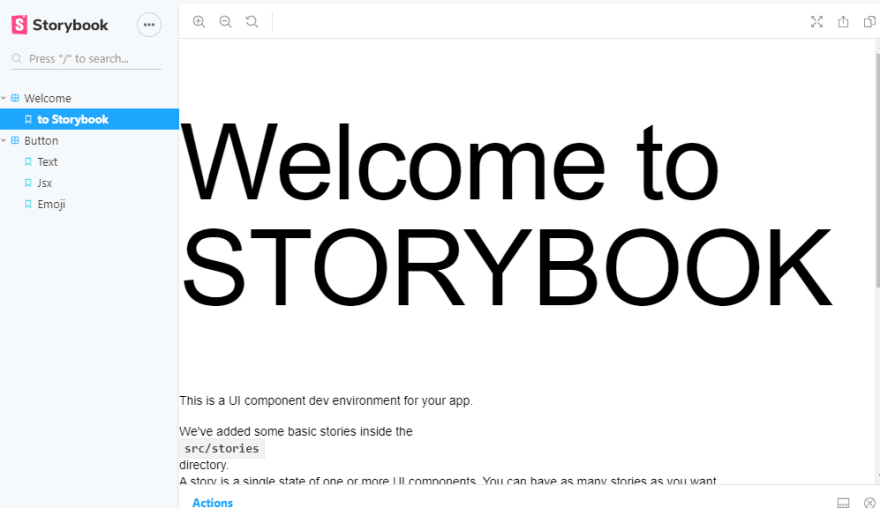Quasar styles took over storybook default example stories