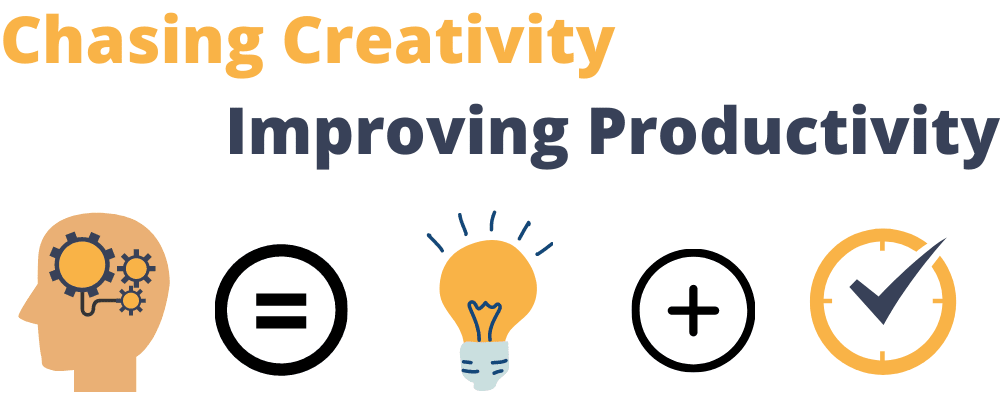 Cover image for Chasing Creativity Improving Productivity