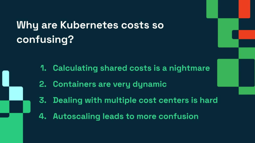Keep your AWS Kubernetes costs in check with intelligent allocation