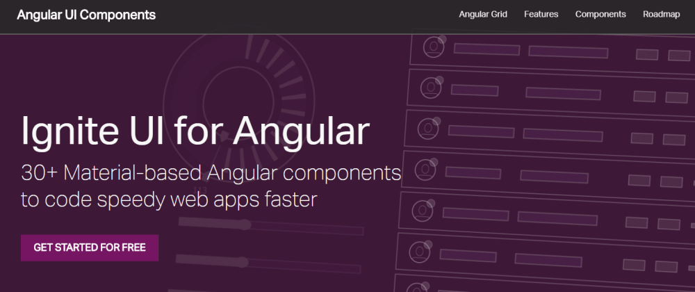 Cover image for Develop a cross-platform application by Angular and Ignite UI for Angular part 1
