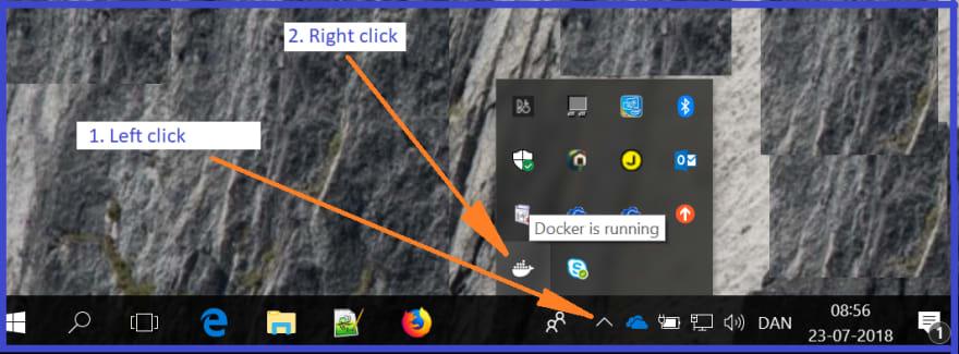 docker-for-windows