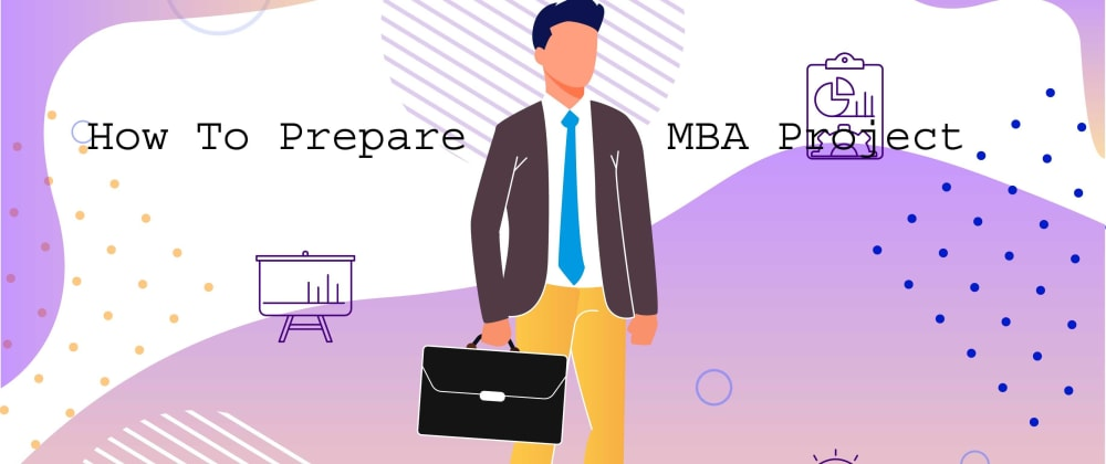 Cover image for How To Prepare Ignou MBA Project