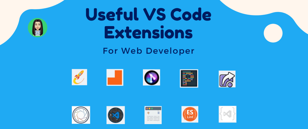 Cover image for 10 VS Code Extensions for FrontEnd Engineer