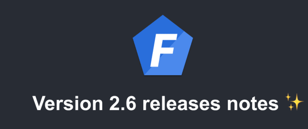 Cover image for FoalTS version 2.6 is here