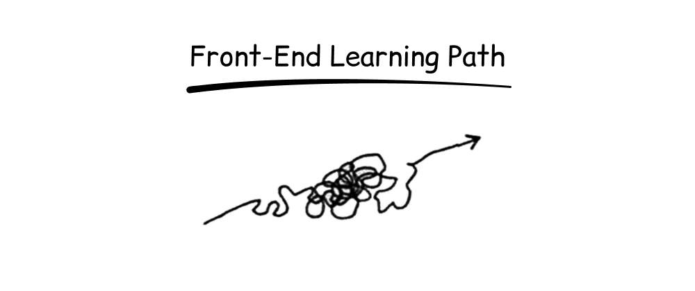 Cover image for The complete learning path for Front-End developer (Online courses)