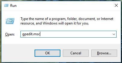 Disable SmartScreen in Windows 10