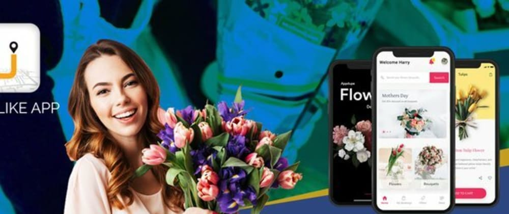 Cover image for Uplift your flower business with an app like Uber for flower delivery