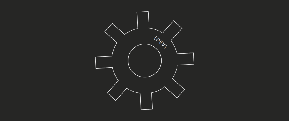 The interactive gear-shaped object made with CSS and JavaScript.