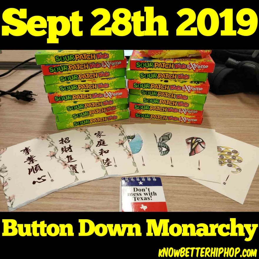 September 28th OUR show cover image