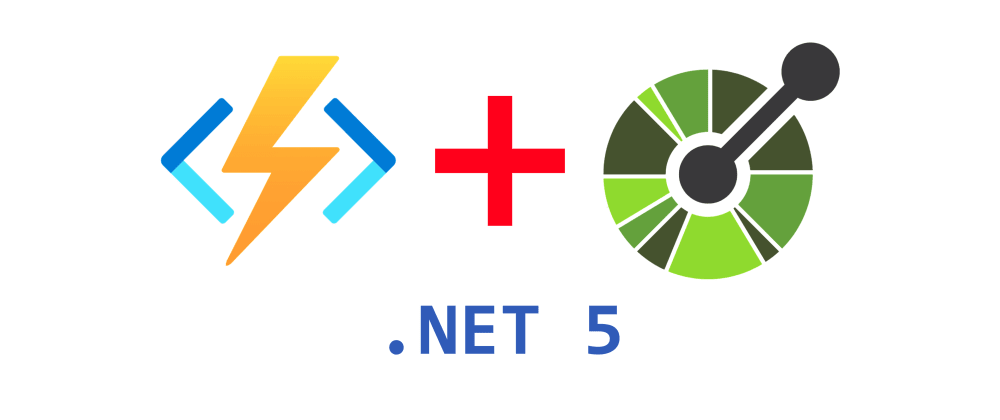 Cover image for .NET 5 Support of Azure Functions OpenAPI Extension