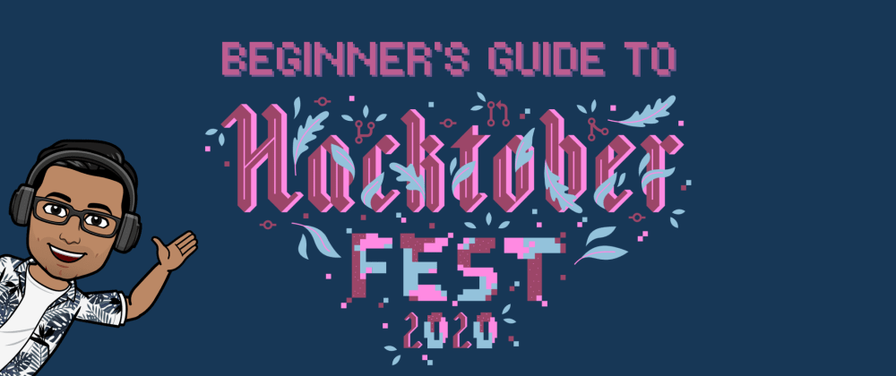 Cover image for Hacktoberfest Guide for Beginners