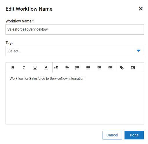 renameWorkflow
