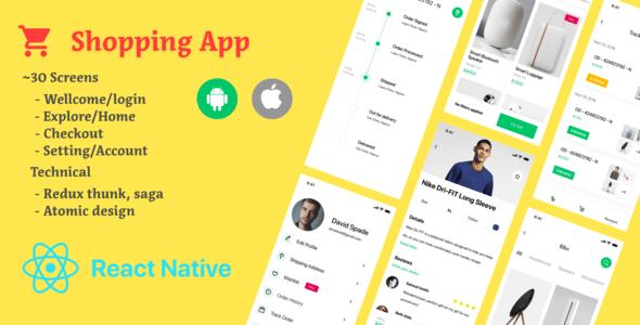 SUber NextGen React Native UI Kit Template
