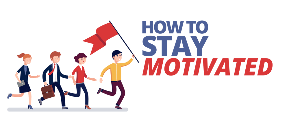 Cover image for How to Stay Motivated