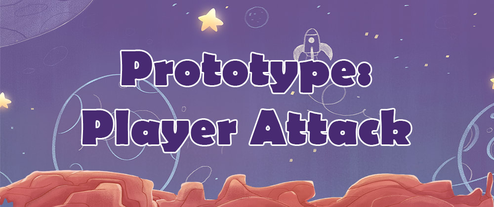 Cover image for Prototype: Player Attack