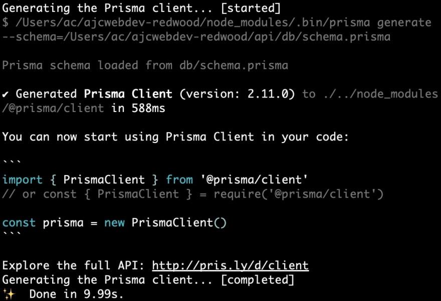 11-generating-prisma-client
