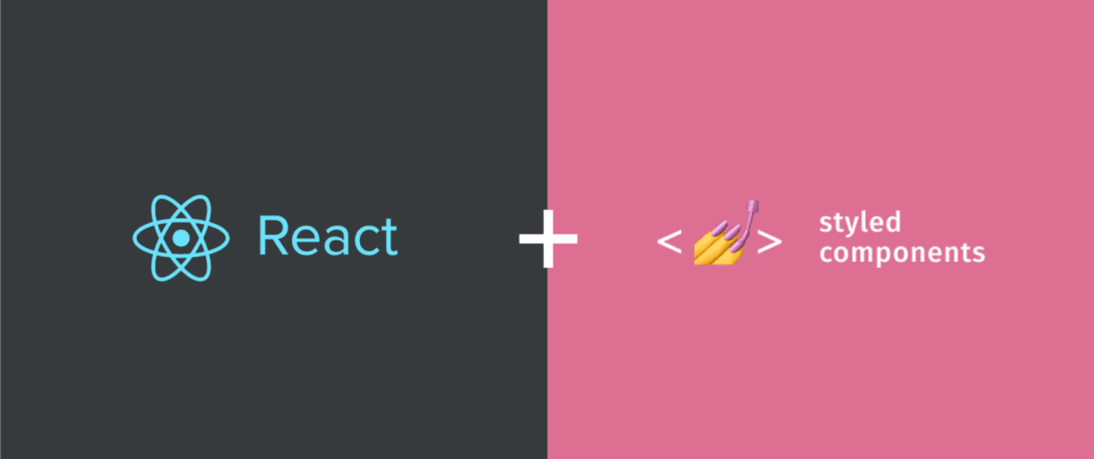 Cover image for Style React component with styled-components : Part-1