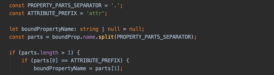 Render only the first part of an attribute name? It does not sound correct to me…<br>