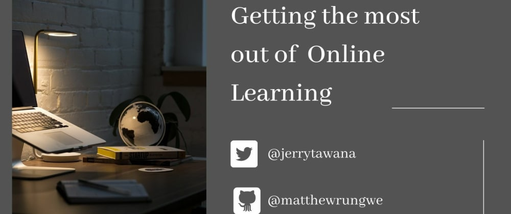 Cover image for Getting the most out of Online Learning