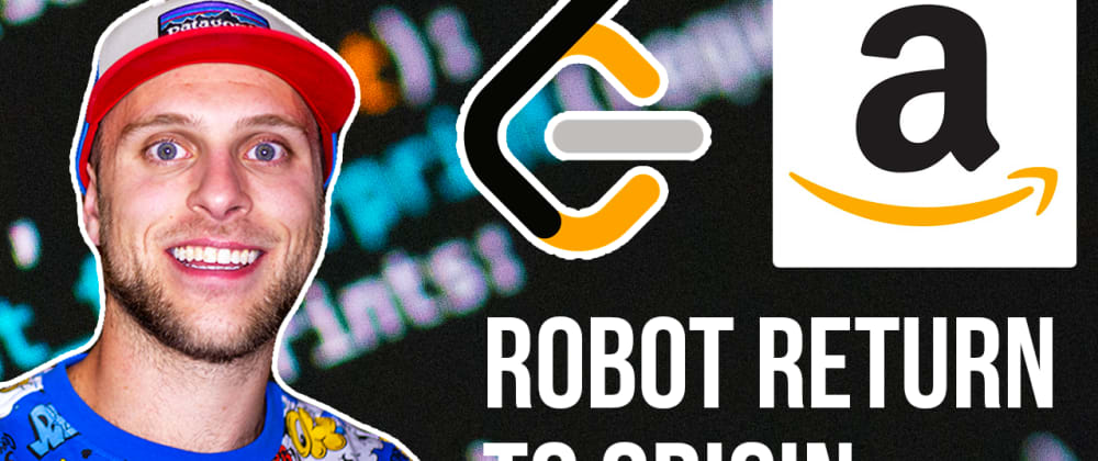Cover image for Amazon Coding Interview: Robot Return to Origin (LeetCode)