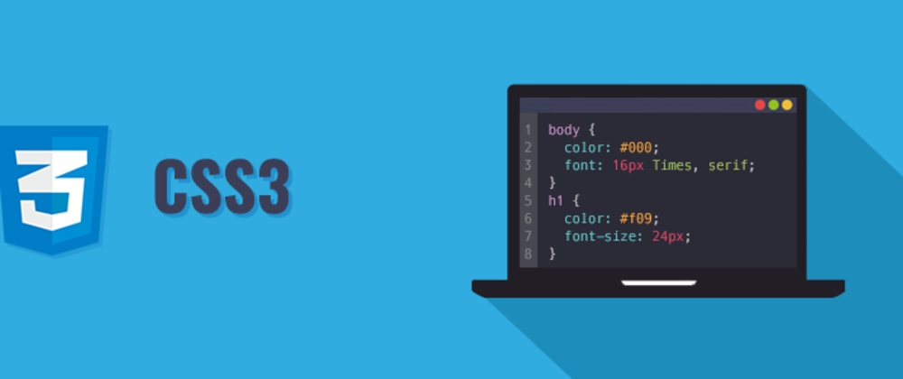 Cover image for Enough CSS to get started