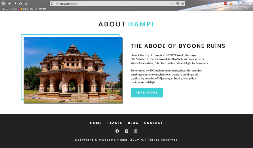 About Hampi