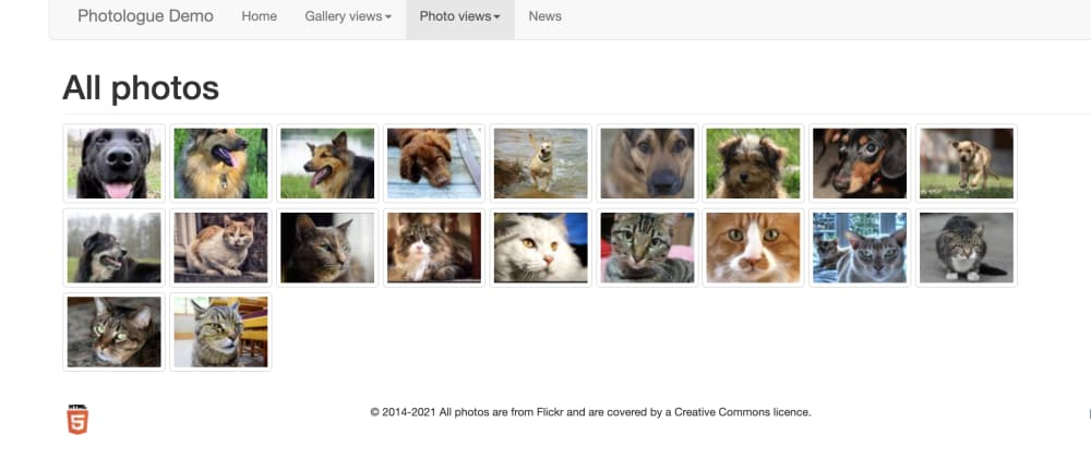 Cover image for Photologue : Nice Image Management for Django with DRF Integration