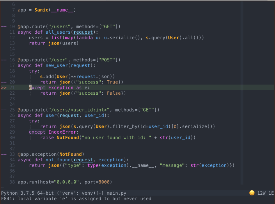 Python + ALE = ❤️