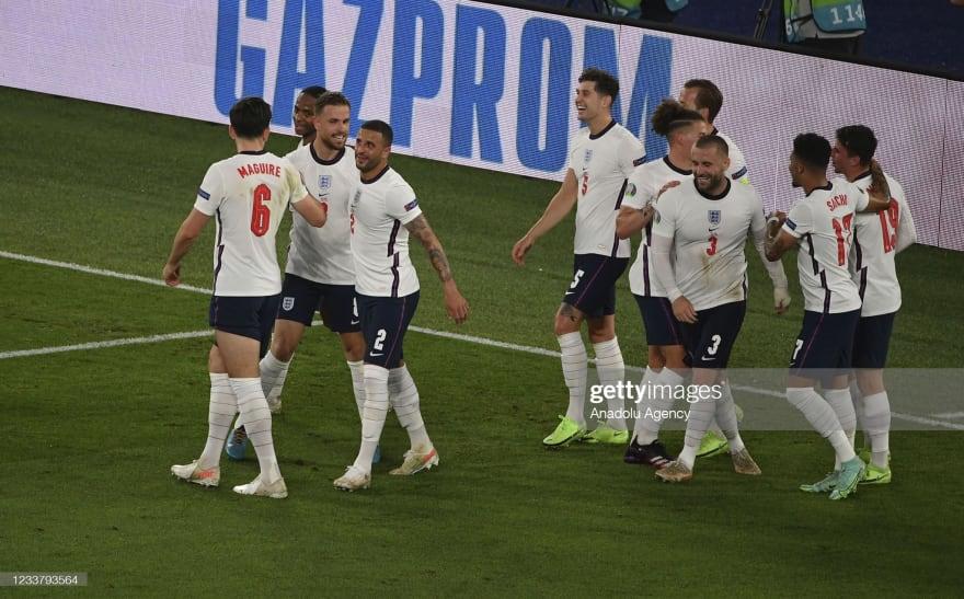 England Euros 2021
