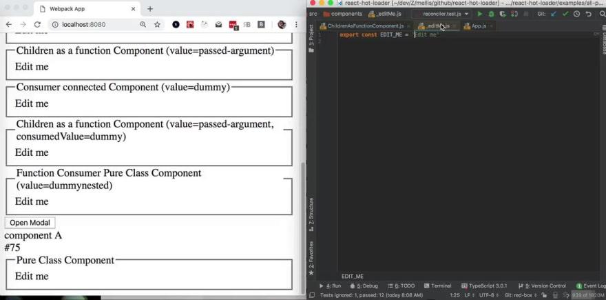 React-Hot-Loader 4 6 - DEV Community 👩 💻👨 💻