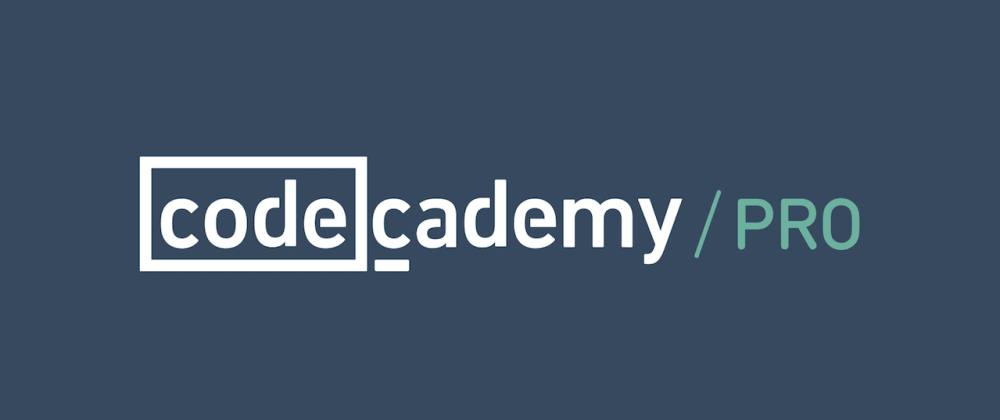 Cover image for My first codecademy Course complete