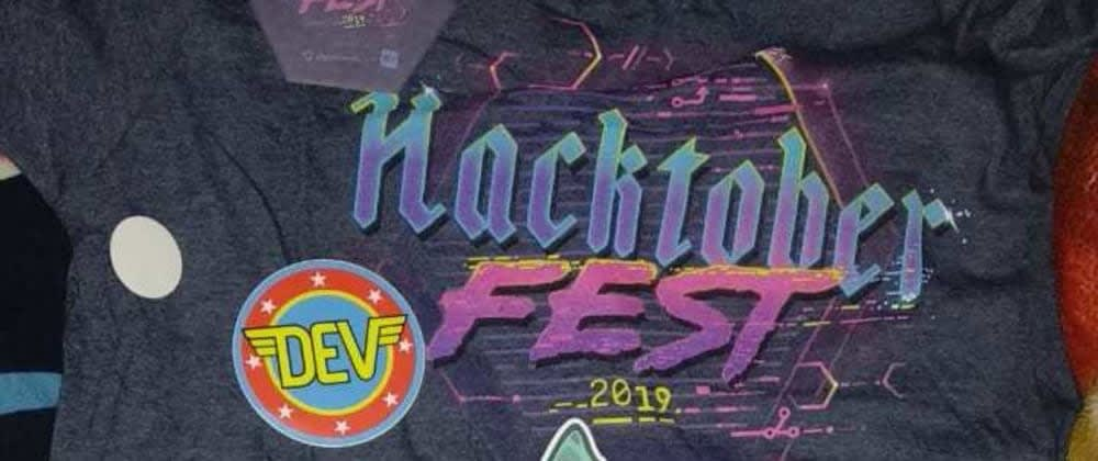 Cover image for Hacktoberfest is coming!