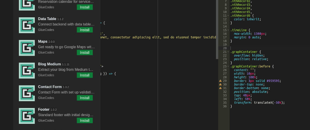 Cover image for Discover GC - new IDE+JS framework demo walk through