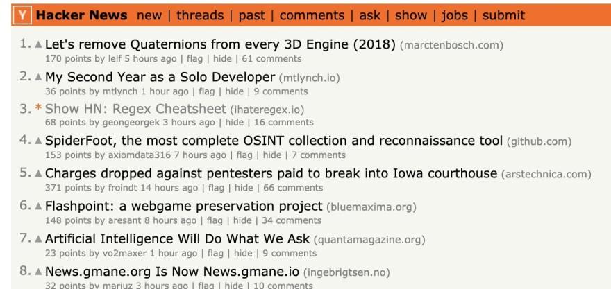 ihateregex #3 on hackernews