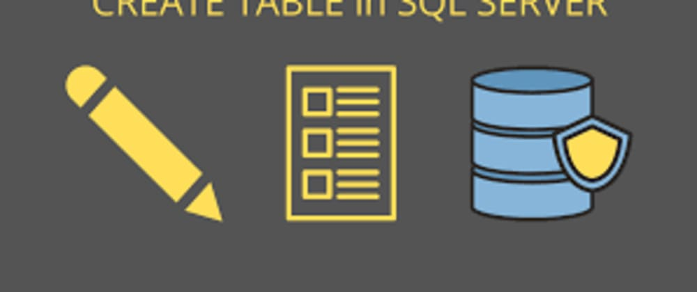 Cover image for SQL DDL STATEMENTS
