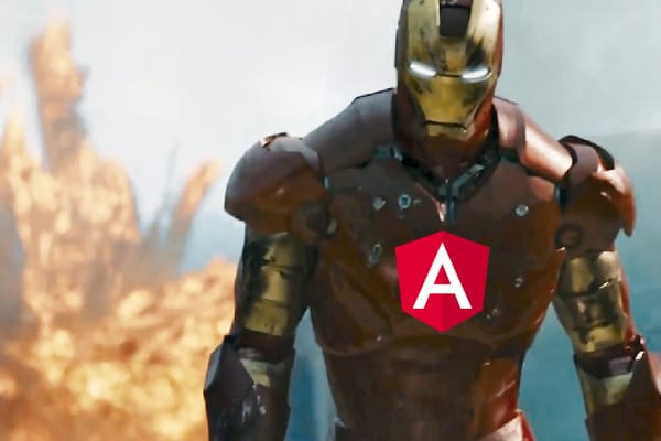 Angular as Iron Man