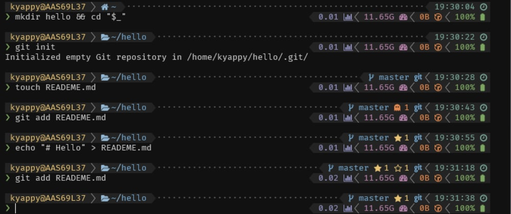 Cover image for A better shell with oh-my-zsh