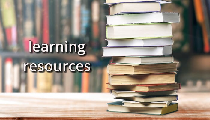 Learning Resources Full Stack