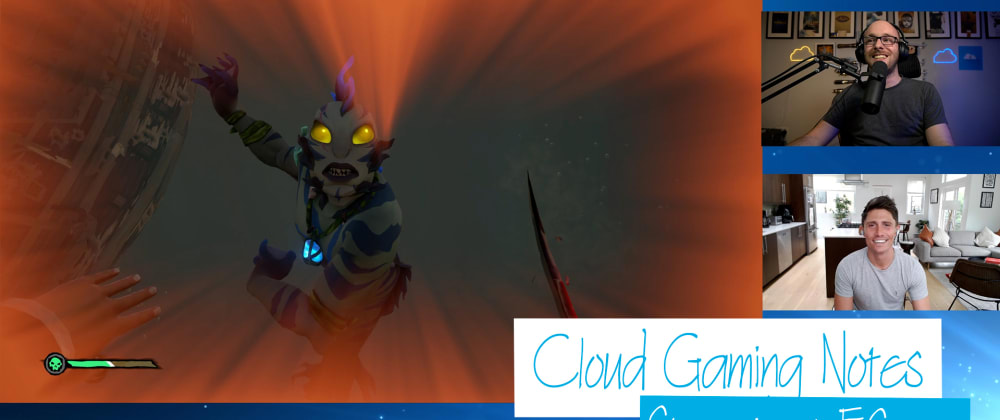Cover image for CGN6 - Cloud Gaming Notes Episode 6 - Gaming as Entertainment - Esports and Streaming