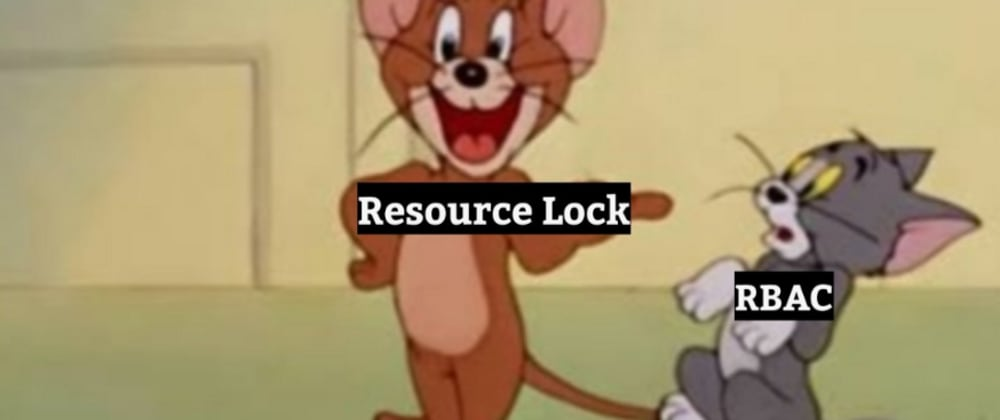 Cover image for Azure Resource Lock – Simple 2 Steps