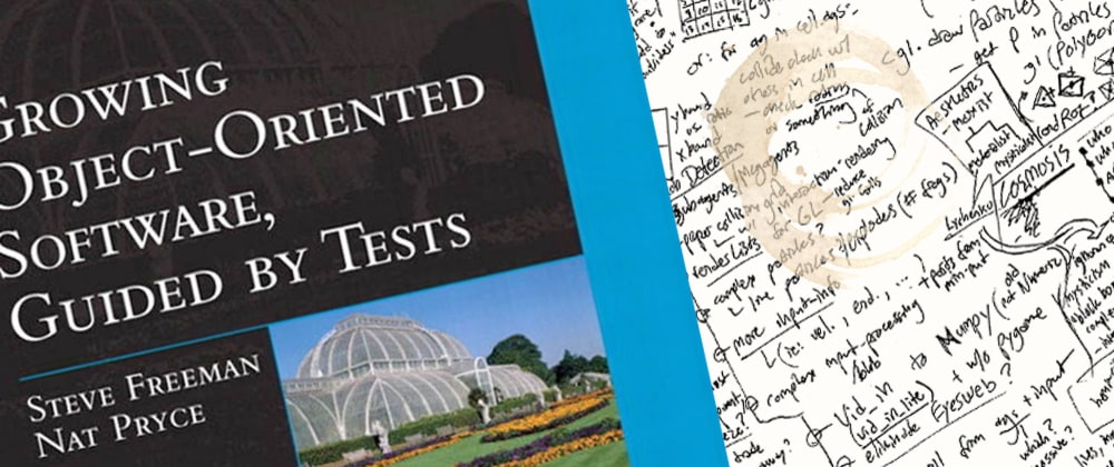 """Cover image for Notes from """"Growing Object Oriented Software, Guided by Tests"""""""